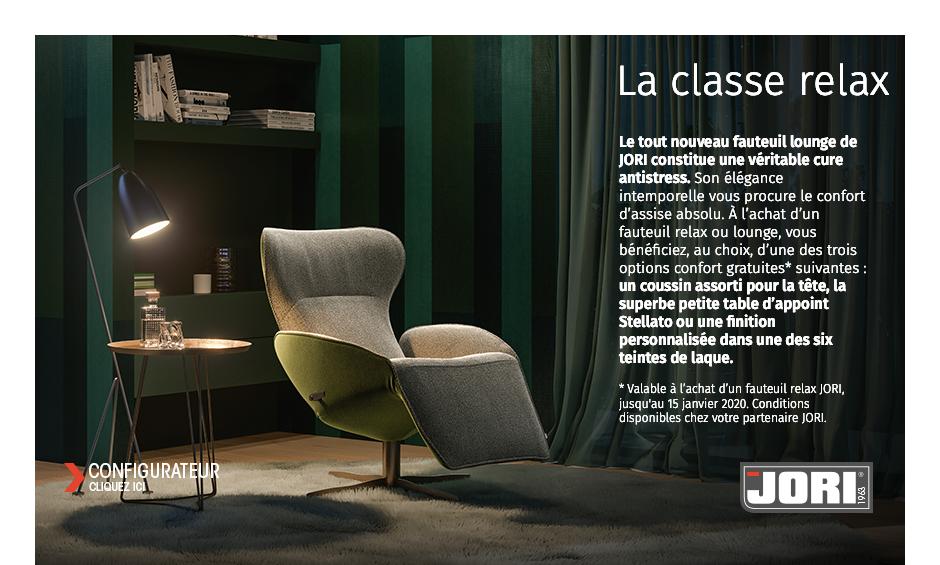 Design Fauteuil Jori.Jori Configurator App