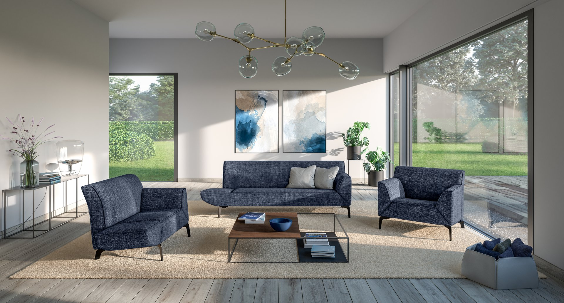 Sofas : Pacific JR-9700