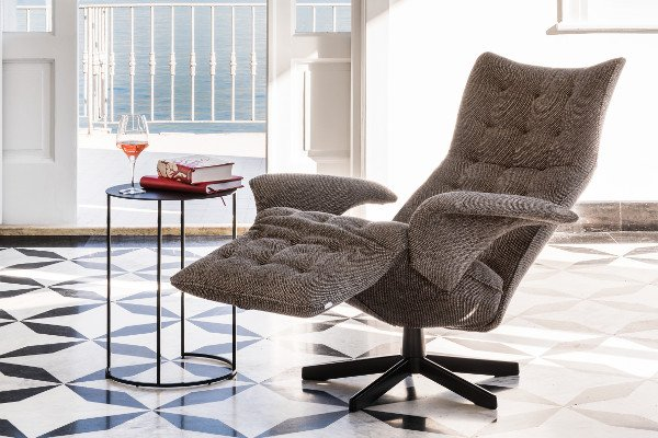 Square JR-7980 -   Lounge & reclining chairs