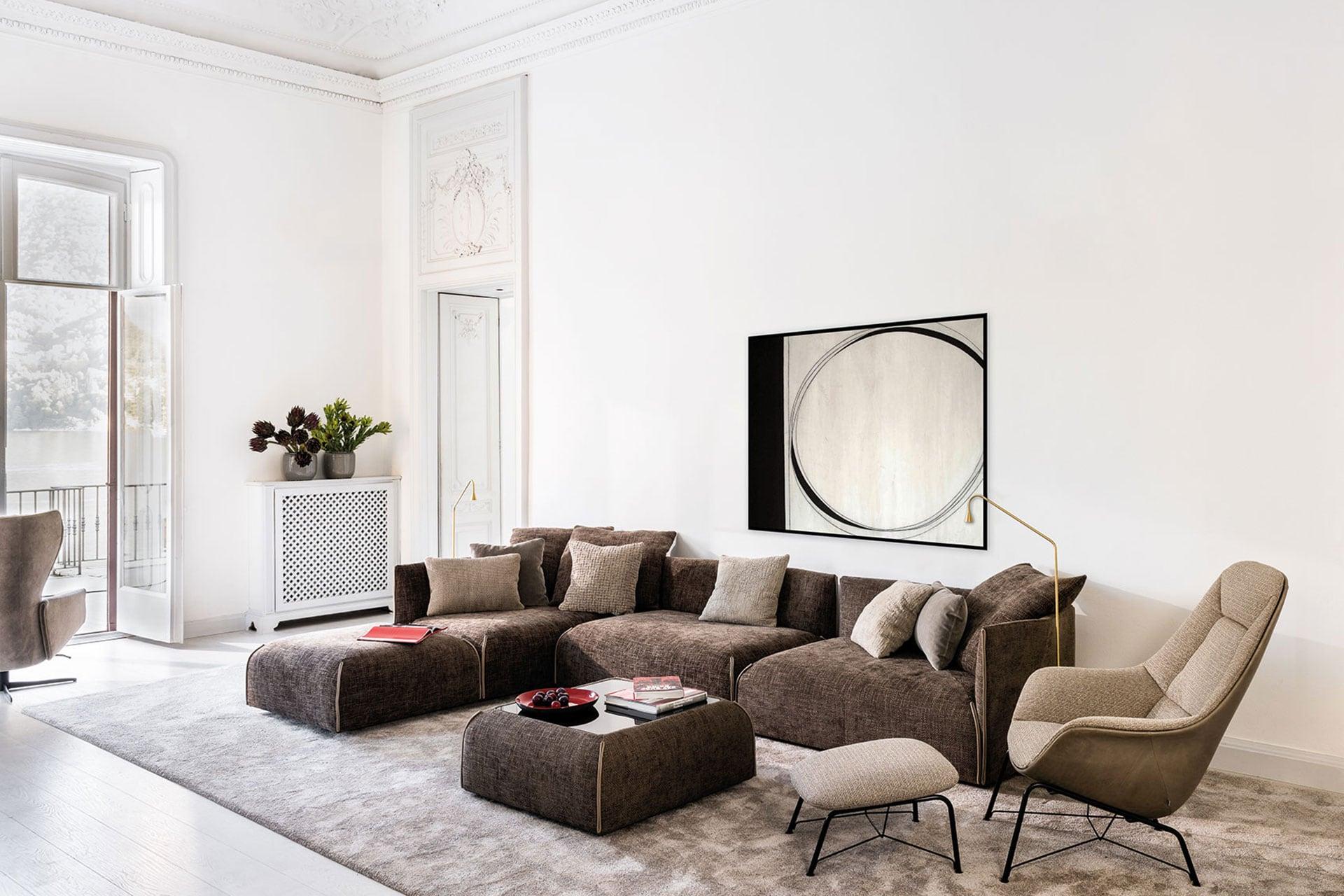 Möbel aus Stoff & Leder | JORI