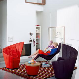 Relaxmechanisme ergonomie lederen zitmeubelen jori for Zitmeubelen