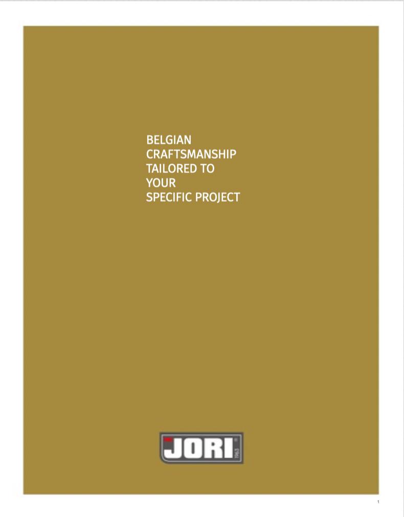 JORI Project 2021