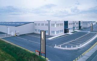 JORI Factory in Wervik