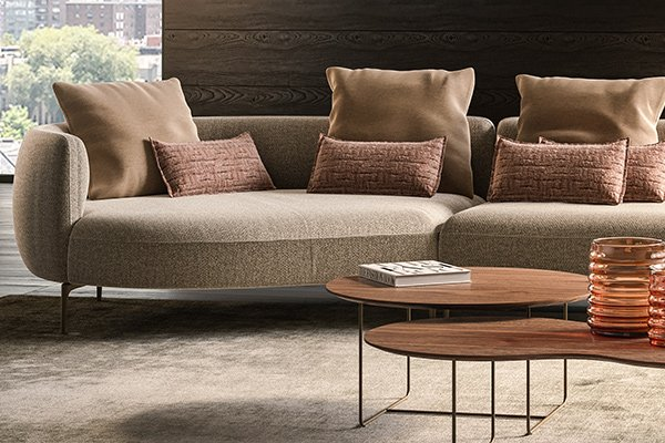 Discover The Sofa Collection By JORI. | Sofas | Fabric ...