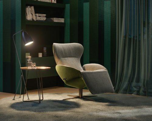 Design Fauteuil Jori.Innovative Seating Comfort Since 1963 Design Furniture Jori