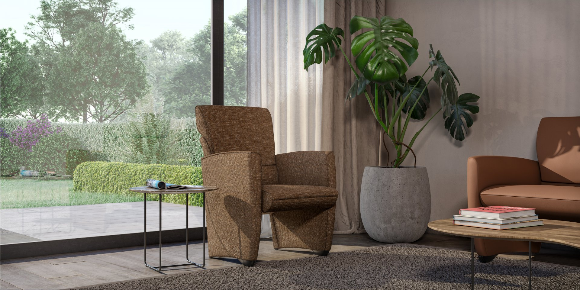 Corbo JR-3258 - Armchairs
