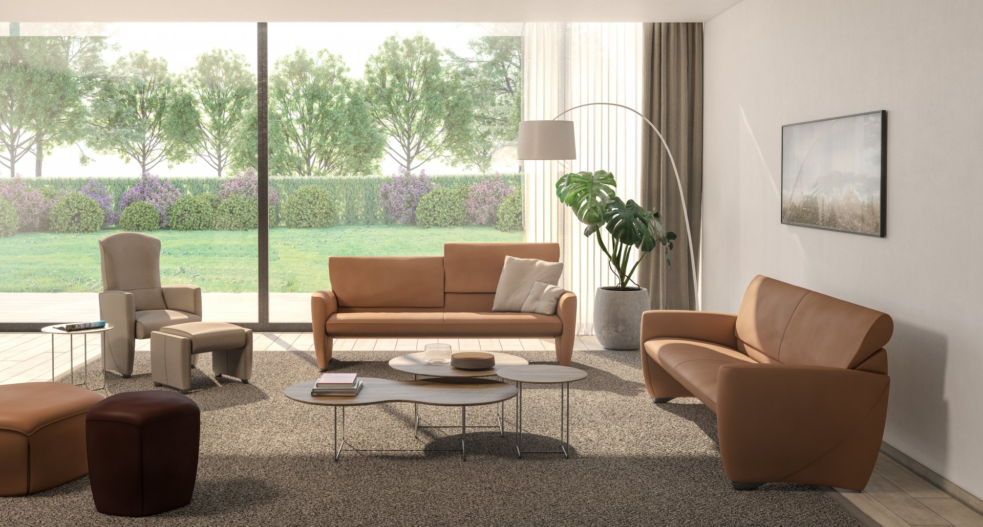 Sofas : Angel JR-3250