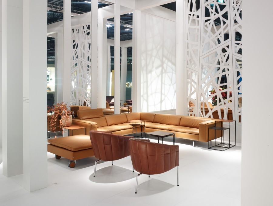 Biennale Interieur 2014     Image gallery   Möbel aus Stoff & Leder ...