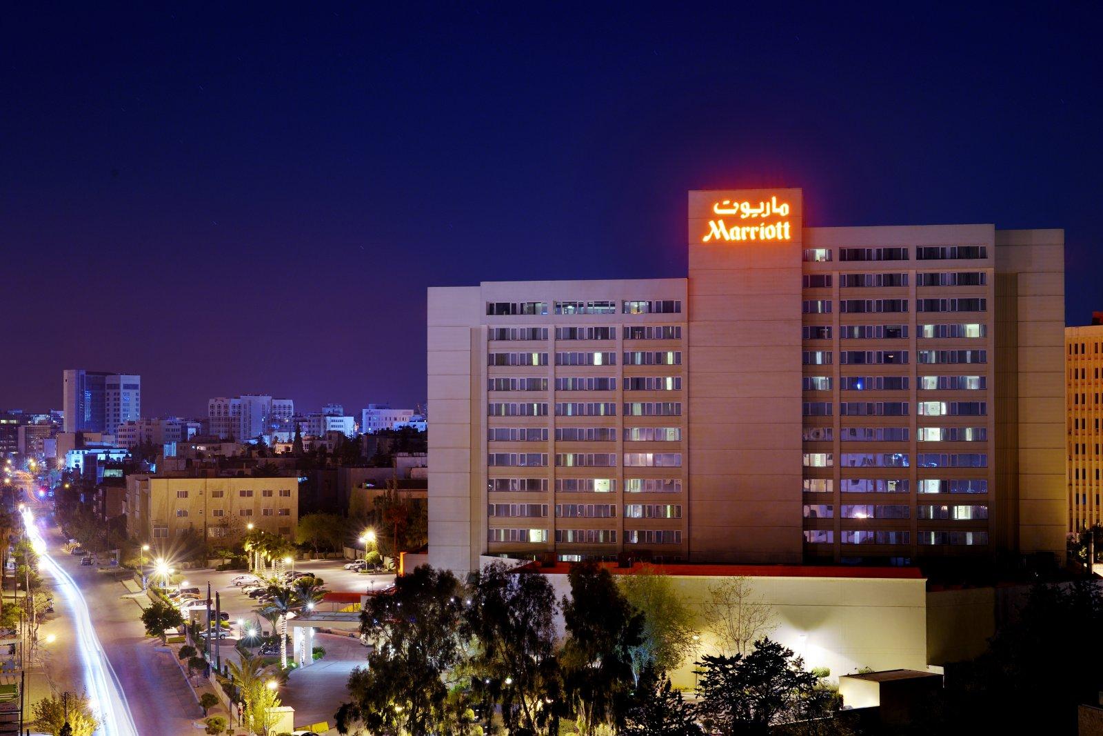 Amman Mariott Hotel