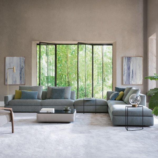 Tigra Divanbase footstool   Simplicity is a virtue   JORI