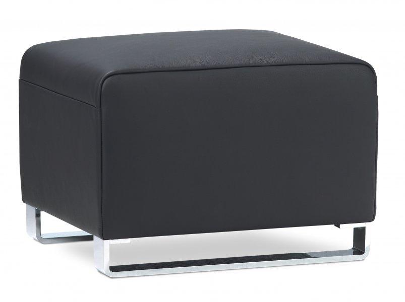 Navy footstool | Changeable model | JORI
