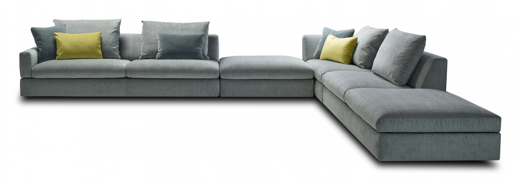Tigra Divanbase  Sofas  Product  Fabric & leather