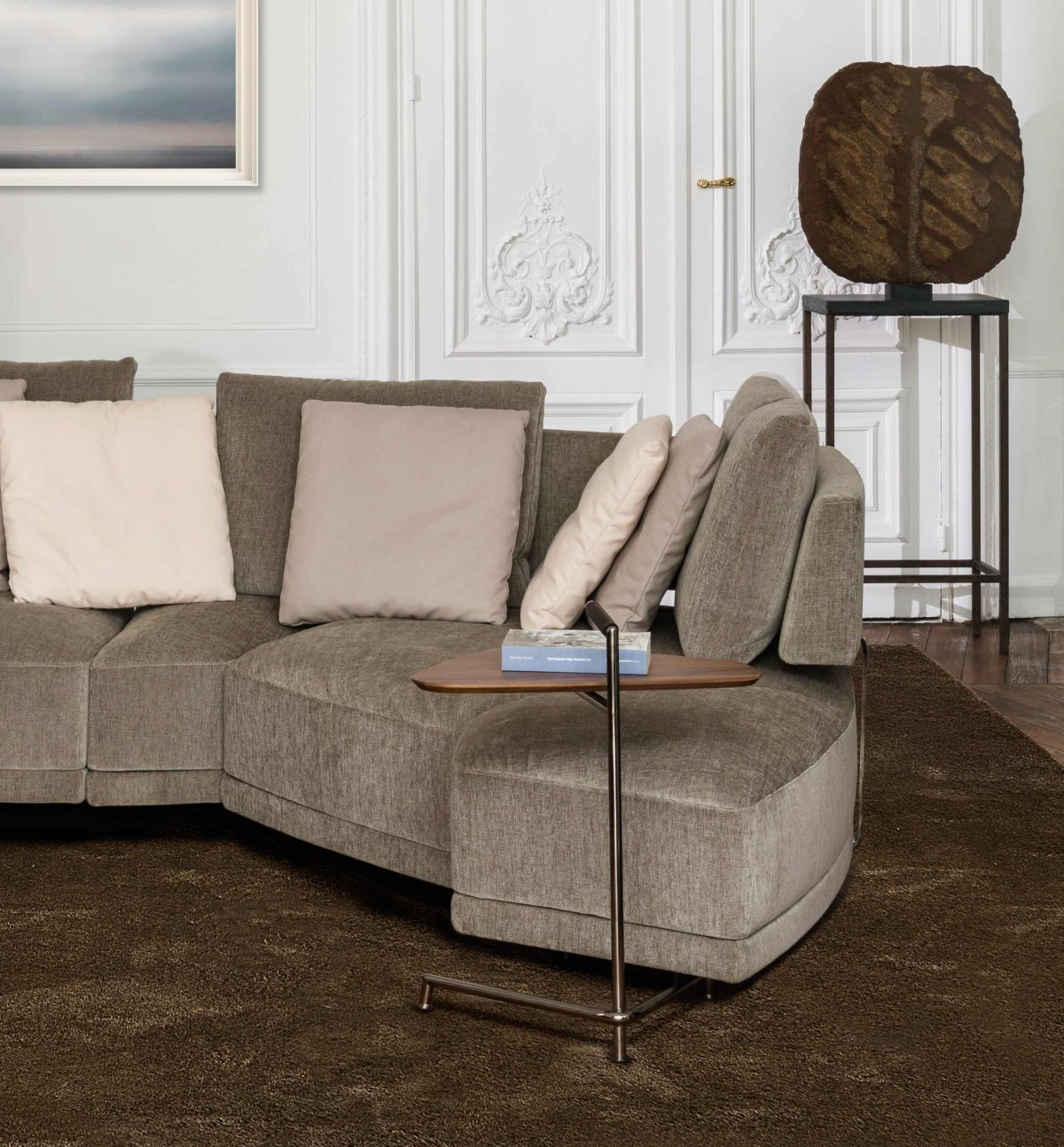 Wing table | Tables | Product | Fabric & leather furniture | JORI