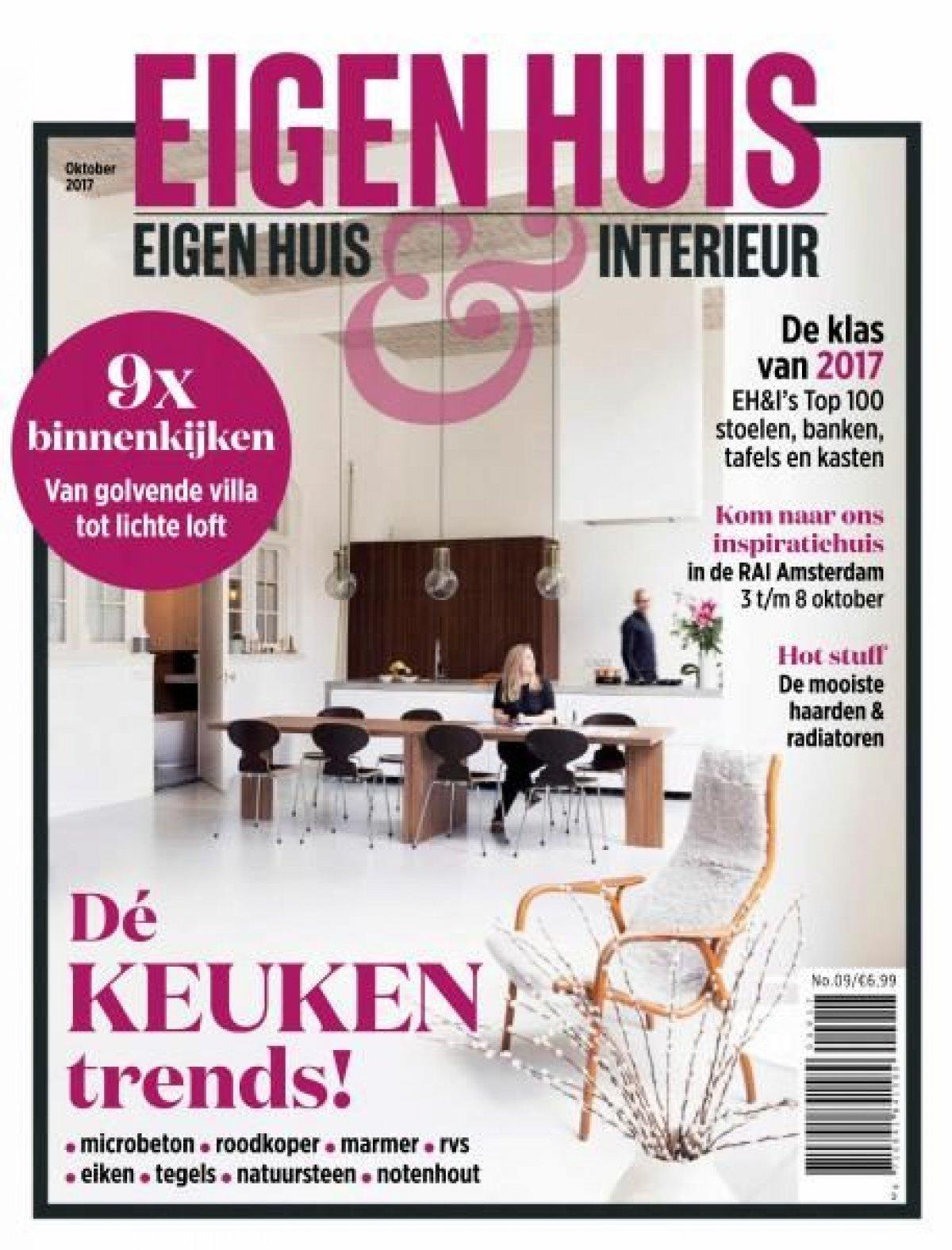 Eigen Huis & Interieur | Publications | Möbel aus Stoff & Leder | JORI