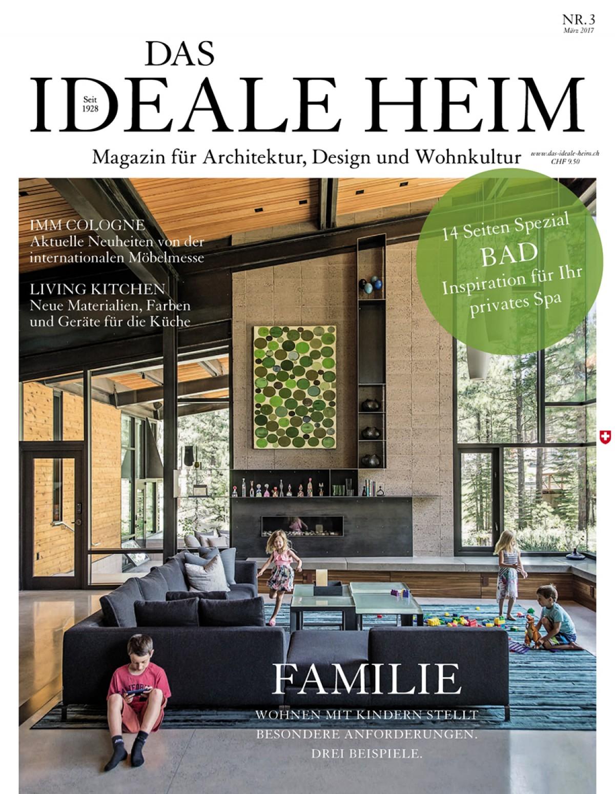 Das ideale Heim | Publications | Fabric & leather furniture | JORI